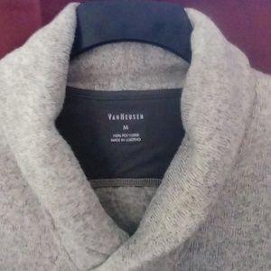 Men's Thick Collar Sweater